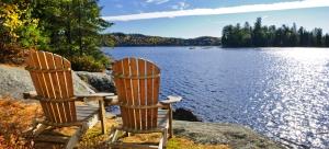 2 chairs at lake purchased shutterstock_84094621 MEDIUM NARROWER
