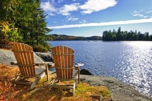 2 chairs at lake purchased shutterstock_84094621 MEDIUM-001